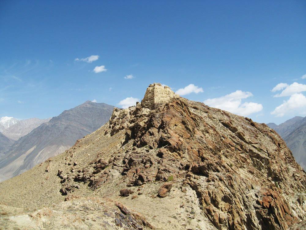 2007 Kansir fort (3784m), Wakhan, Afghanistan